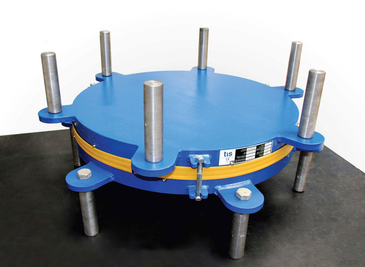 سیستم جداساز لرزه ای اصطکاکی پاندولی