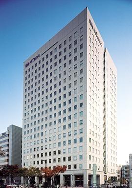 ساختمان جداسازی لرزه ای شده MT
