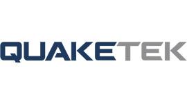 لوگوی شرکت Quaketek