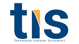 لوگوی شرکت TiS تولید کننده جداساز اصطکاکی پاندولی