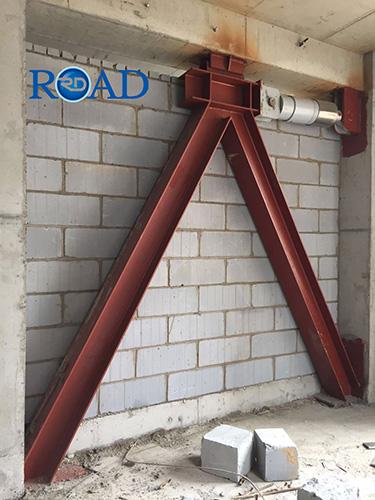 به کارگیری میراگر ویسکوز در مقاوم سازی ساختمانی تجاری در چین