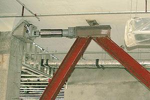استفاده از میراگر ویسکوز برای محافظت سازه در برابر زلزله