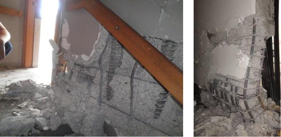 خرابی های ساختمان 7 طبقه بتنی در زلزله کرایست چرچ و نیاز به ترمیم و مقاوم سازی آن