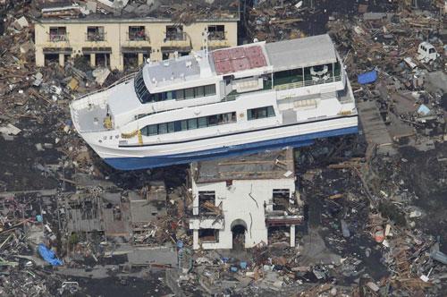 زلزله توهوکو، سونامی توهوکو، فاجعه