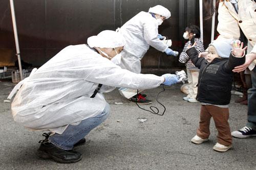 زلزله توهوکو، سونامی توهوکو، فاجعه، فاجعه فوکوشیما، نیروگاه هسته ای فوکوشیما، تشعشعات هسته ای