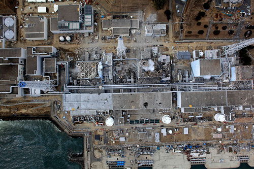 زلزله توهوکو، سونامی توهوکو، فاجعه، فاجعه فوکوشیما، نیروگاه هسته ای فوکوشیما