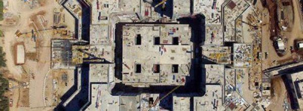 بزرگترین سازه های جداسازی لرزه ای شده جهان