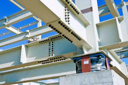 جداساز اصطکاکی پاندولی مورد استفاده در فرودگاه بین المللی سابیها گوکچن
