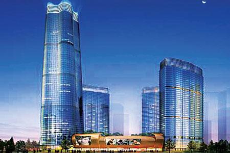 پروژه مرکز تجارت جهانی ییوو شرکت ROAD