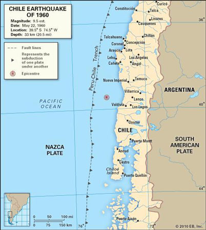 Chile's-Great-EQ-in1960