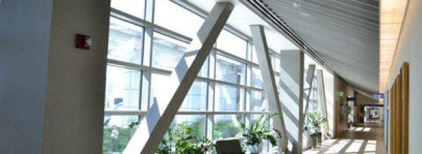 مقاوم سازی بیمارستان ها با مهاربند کمانش تاب