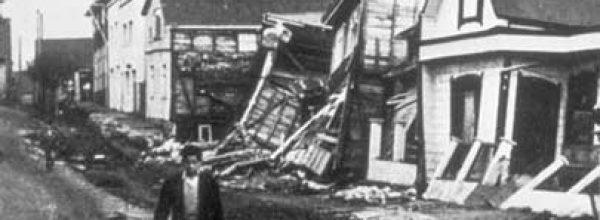 زلزله بزرگ 9.5 ریشتری شیلی (1960)