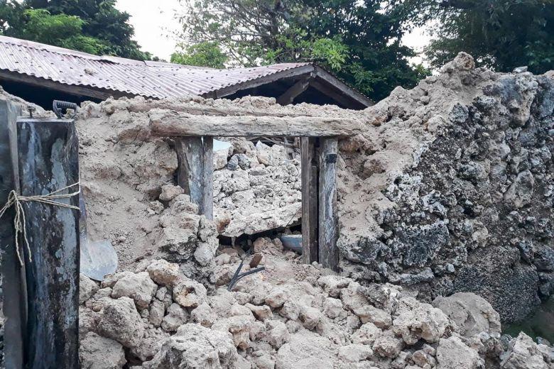 زلزله فیلیپین ، زمین لرزه 27 جولای 2016 فیلیپین
