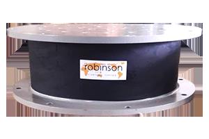 جداساز سربی لاستیکی - جداگر سربی لاستیکی - جداساز LRB - جداگر LRB- شرکت رابینسون سایزمیک