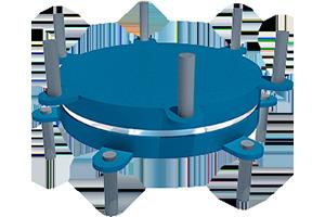 جداساز FPS یا جداساز اصطکاکی پاندولی در روش جداسازی لرزه ای برای ایجاد سازه های ایمن به کار می رود